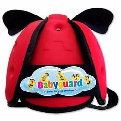 Mũ bảo vệ đầu cho bé BabyGuard Màu Đỏ
