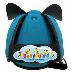 Mũ bảo vệ đầu cho bé BabyGuard Màu Xanh Ngọc