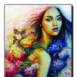 Tranh treo tường nghệ thuật art 35 40x60