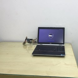 .Dell E6520 core i5-2520M, Ram 4G, Ổ 250GB, Màn 15.6 LED