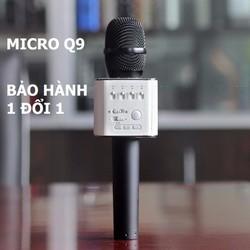 loa mic không dây bluetooth