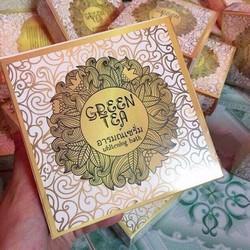 Kem Tắm Trắng Green Tea Thái Lan Cao Cấp