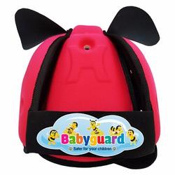 Mũ bảo vệ đầu cho bé BabyGuard Màu Hồng