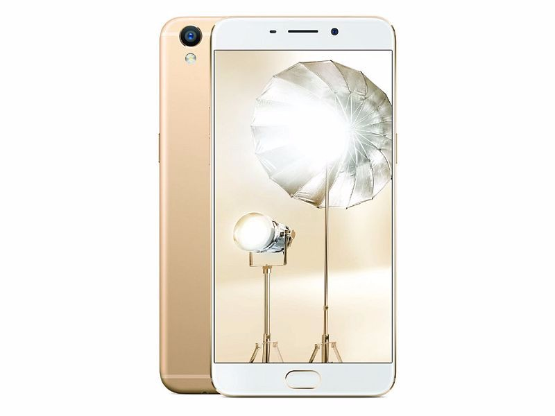 Điện thoại OPPO F1 Plus Gold 1