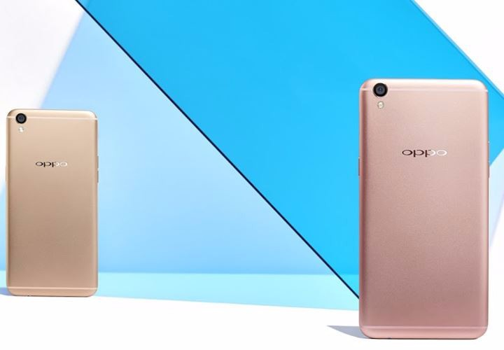 Điện thoại OPPO F1 Plus Gold 3