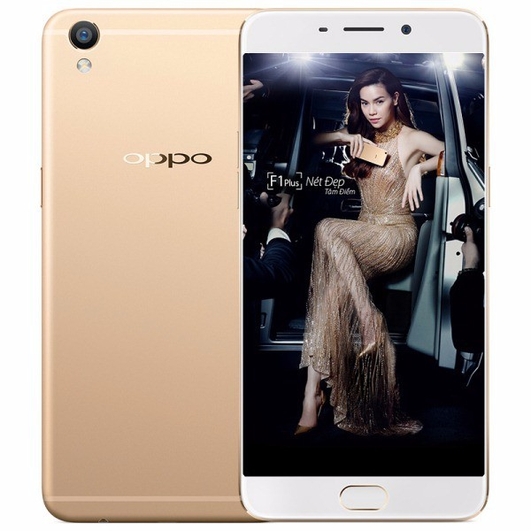 Điện thoại OPPO F1 Plus Gold 2