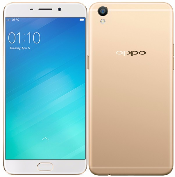 Điện thoại OPPO F1 Plus Gold 5