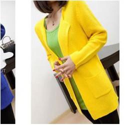 Áo len được thiết kế theo phong cách Hàn Quốc