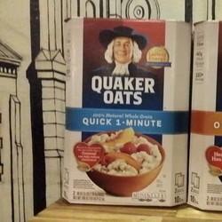Yến mạch nguyên hạt Quaker Oats Old Fashioned