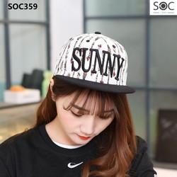 Nón Snapback nam nữ SOC361
