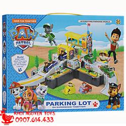 Paw Patrol Toys - Đường Ray Chó Cứu Hộ ZY571
