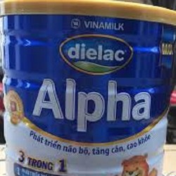 Sữa bột Vinamilk Dielac Alpha Step 3