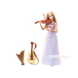 Barbie Búp bê Violin