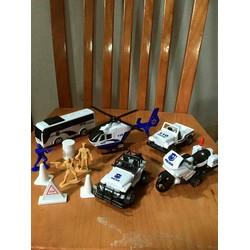 Bộ đồ chơi cảnh sát
