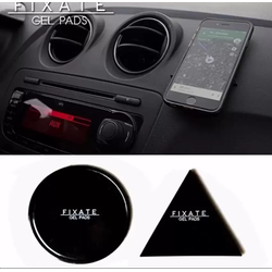 Miến dán cố địng điện thoại, iPad trên xe hơi FixateGel bộ 2 miếng