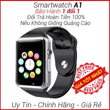 Đồng hồ thông minh Smartwatch cảm ứng lắp sim