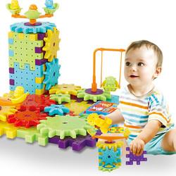 Bộ Đồ chơi xếp hình phát triển trí tuệ cho bé
