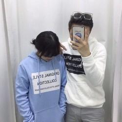 Áo cặp hoodie cực chất