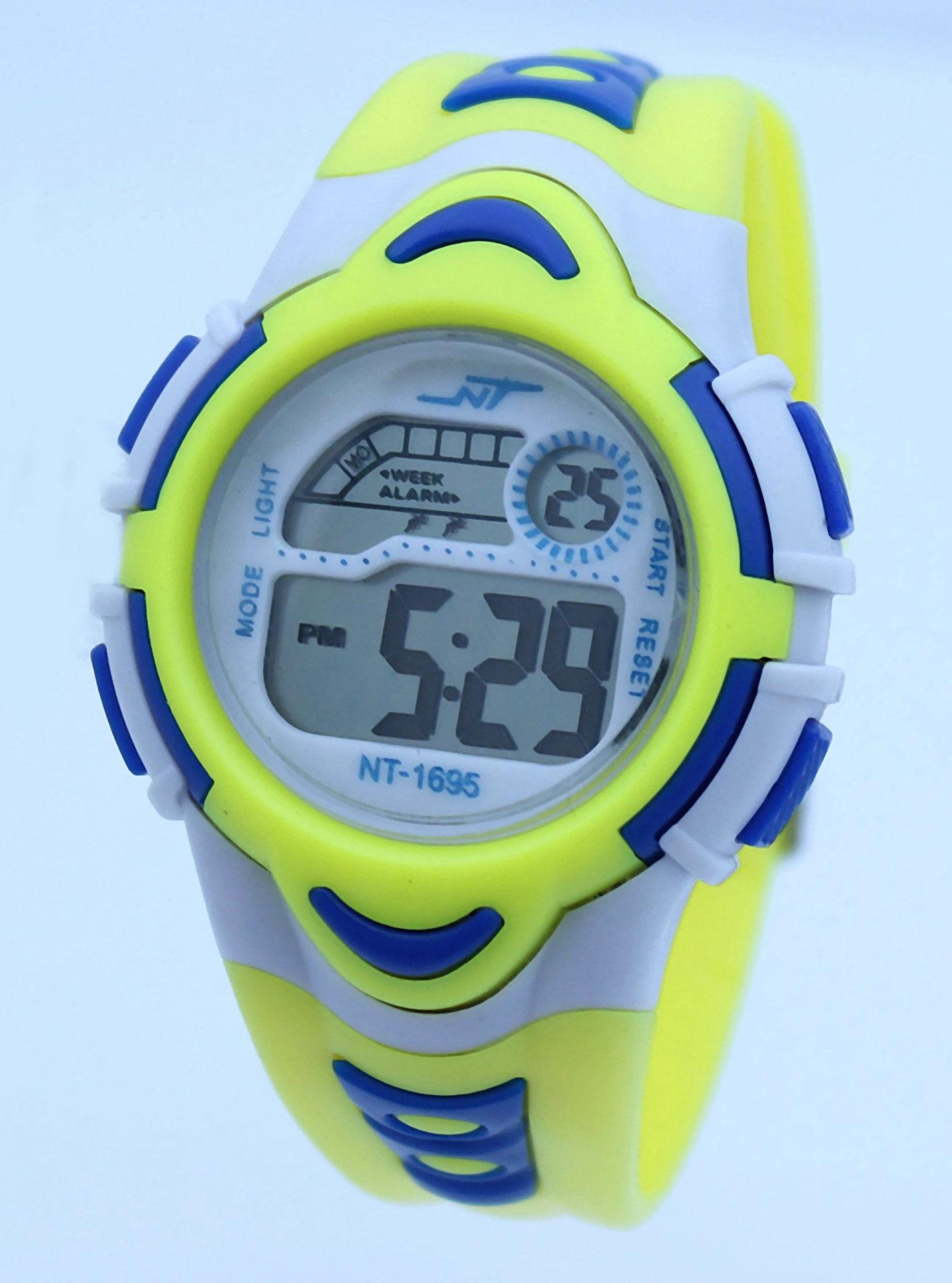 Đồng hồ điện tử trẻ em NC789 5