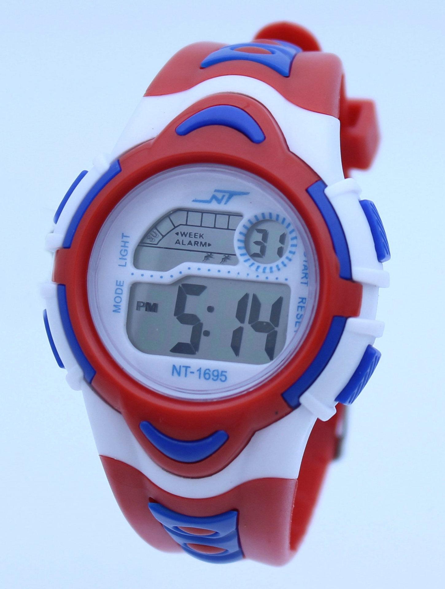 Đồng hồ điện tử trẻ em NC789 6