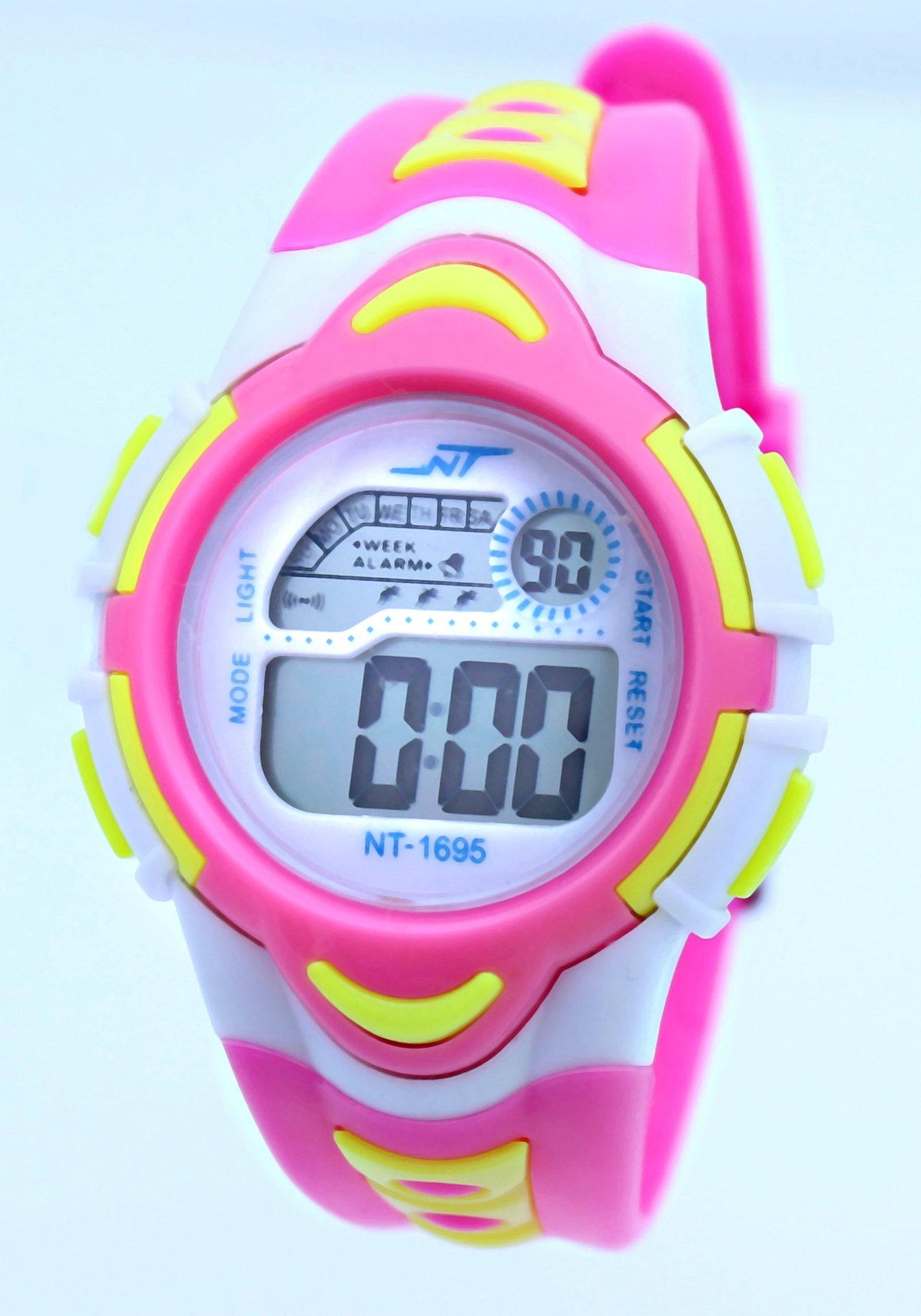 Đồng hồ điện tử trẻ em NC789 3