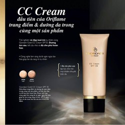 Kem nền trang điểm CC Cream Giordani Gold SPF 35