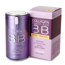 Kem nền Cellio Collagen Blemish Balm BB SPF 40 PA