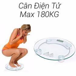 CÂN ĐIỆN TỬ kiểm tra sức khỏe MAX 180KG