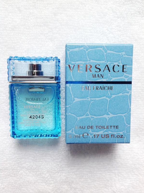 Nước Hoa mini Versace Man Eau Fraiche 50ml 1