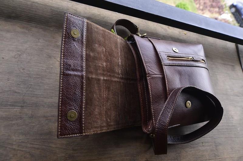 Túi iPad Da Bò Cao Cấp SIP029 1