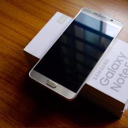 Samsung-Galaxy Note 5 Chính hãng fullbox