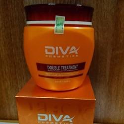 Dầu hấp phục hồi Collagen Diva tái tạo chuyên sâu 500ml
