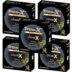 Bộ 5 hộp bao cao su True-X CloseX