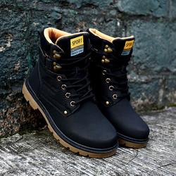 Giày bốt thời trang thu đông 2016, hàng nhập khẩu - Mã số SH1612