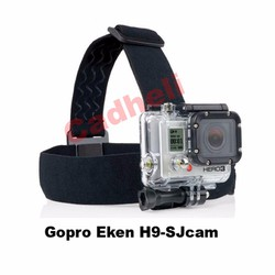 Giá Eken H9 Gopro SJcam đội đầu