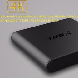 TIVI BOX T95X RAM 2G  BAO HANH 6 THANG CHINH HANG