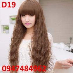 Tóc giả nữ Hàn Quốc D19