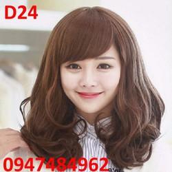 Tóc giả nữ Hàn Quốc D24