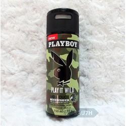 Xịt khử mùi toàn thân Playboy Play
