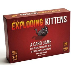 Mèo Nổ - Đồ chơi Boardgame Exploding Kittens