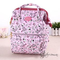 Balo đeo dạng túi xách Hello Kitty KT078