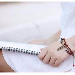 Vòng tay Lông Vũ Cute