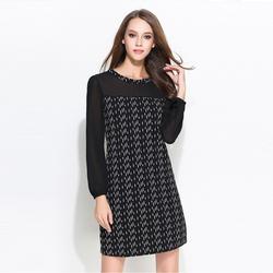 Đầm suông nữ cực phong cách DV262