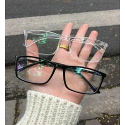 kính gọng dẻo mắt vuông