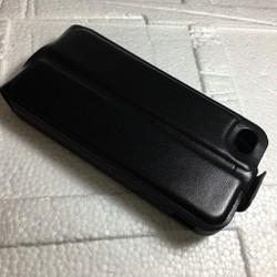 Apple iPhone 4 4S-Bao da PU mở dọc điện thoại di động