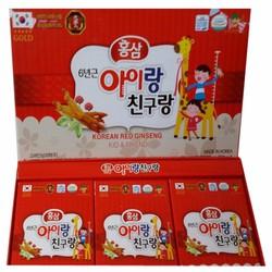 Nước Sâm Baby Bio Hàn Quốc 20ml X 30 Gói
