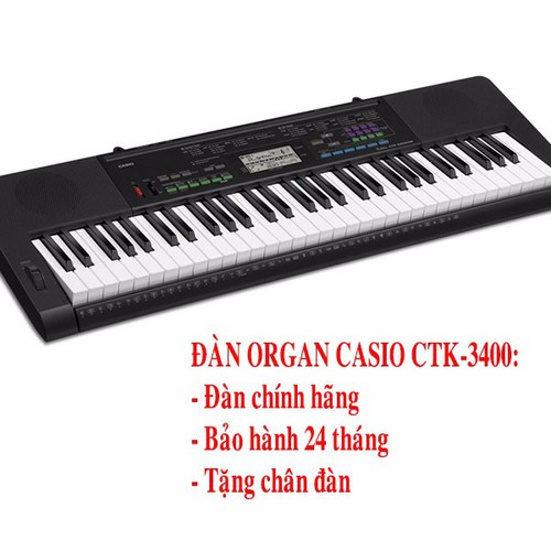 Đàn Organ  Ca sio CTK-3400 tặng giá nhạc + AD + chân đàn - 4183852 , 5090941 , 15_5090941 , 3530000 , Dan-Organ-Ca-sio-CTK-3400-tang-gia-nhac-AD-chan-dan-15_5090941 , sendo.vn , Đàn Organ  Ca sio CTK-3400 tặng giá nhạc + AD + chân đàn