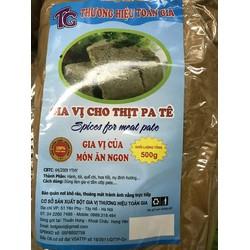 Gia Vị Thịt Pa Tê