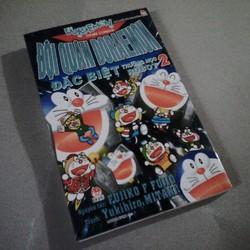 Đội Quân Doraemon Đặc Biệt - Trường Học Robot Tập 2