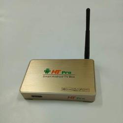 HT BOX RAM 2GB biến tivi thường thành Smart tivi tặng chuột không dây